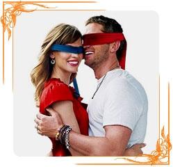 сайт знакомства свидание в слепую