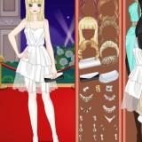 Одевалка девушки на свидание - флеш игра