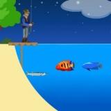 Рыбалка - флеш игра