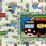 Аркадная поездка СпанчБоба на автобусе