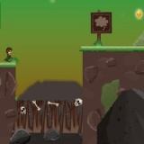 Приключения мага - интересная флеш бродилка