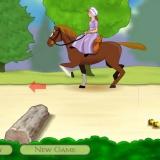 Аркадные скачки на лошади для девушек