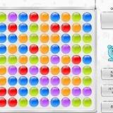 Найди одинаковые шарики - логическая игра для девочек