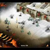 Защита крепости от натиска роботов