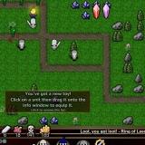 Битва магии, стрел и мечей -флеш игра